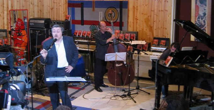 Angelo Bona - Donne come te - Live in Studio