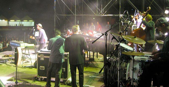 Vinicio Capossela Concerto al Parco Nord